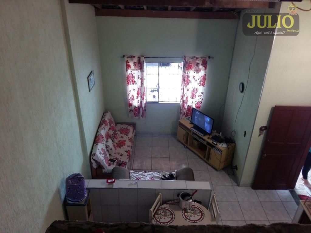 Casa 2 Dorm, Flórida Mirim, Mongaguá (CA2681) - Foto 13
