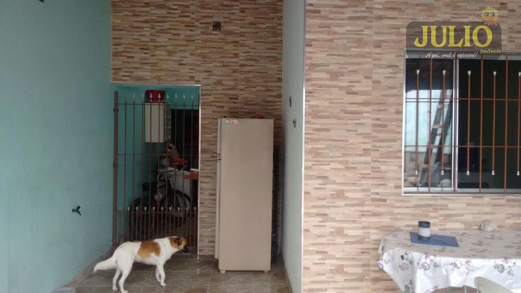 Casa 2 Dorm, Flórida Mirim, Mongaguá (CA2681) - Foto 16