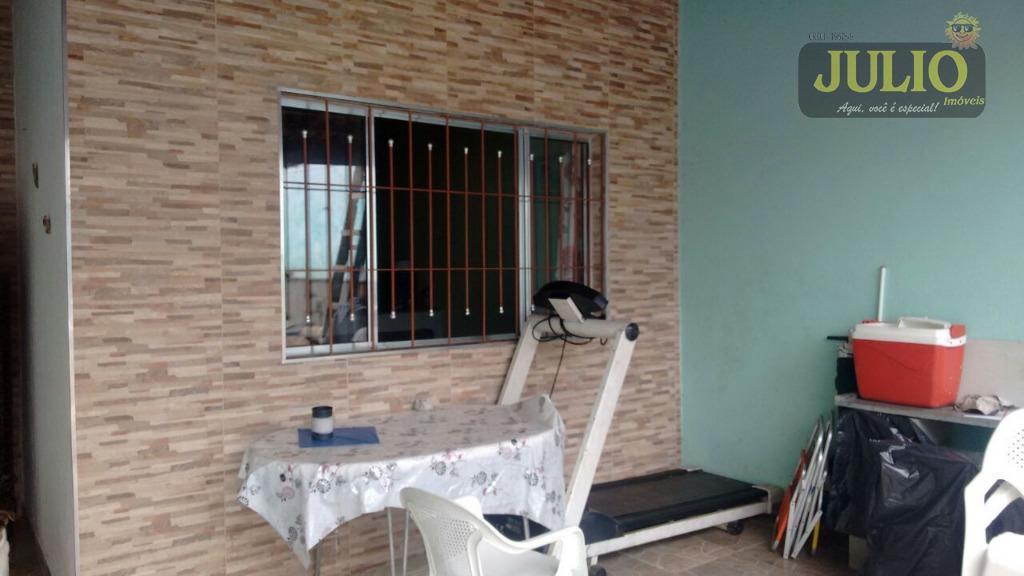 Casa 2 Dorm, Flórida Mirim, Mongaguá (CA2681) - Foto 17