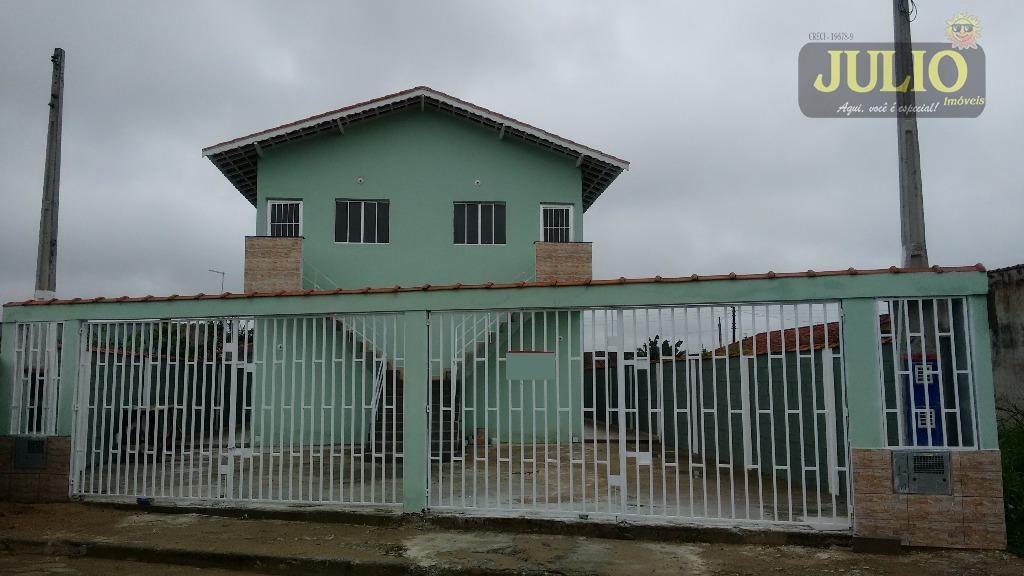 Casa 1 Dorm, Jd Nossa Senhora do Sion, Itanhaém (CA2512) - Foto 2