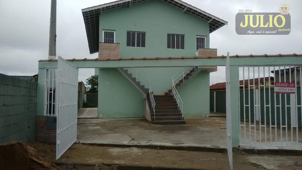 Casa 1 Dorm, Jd Nossa Senhora do Sion, Itanhaém (CA2512)
