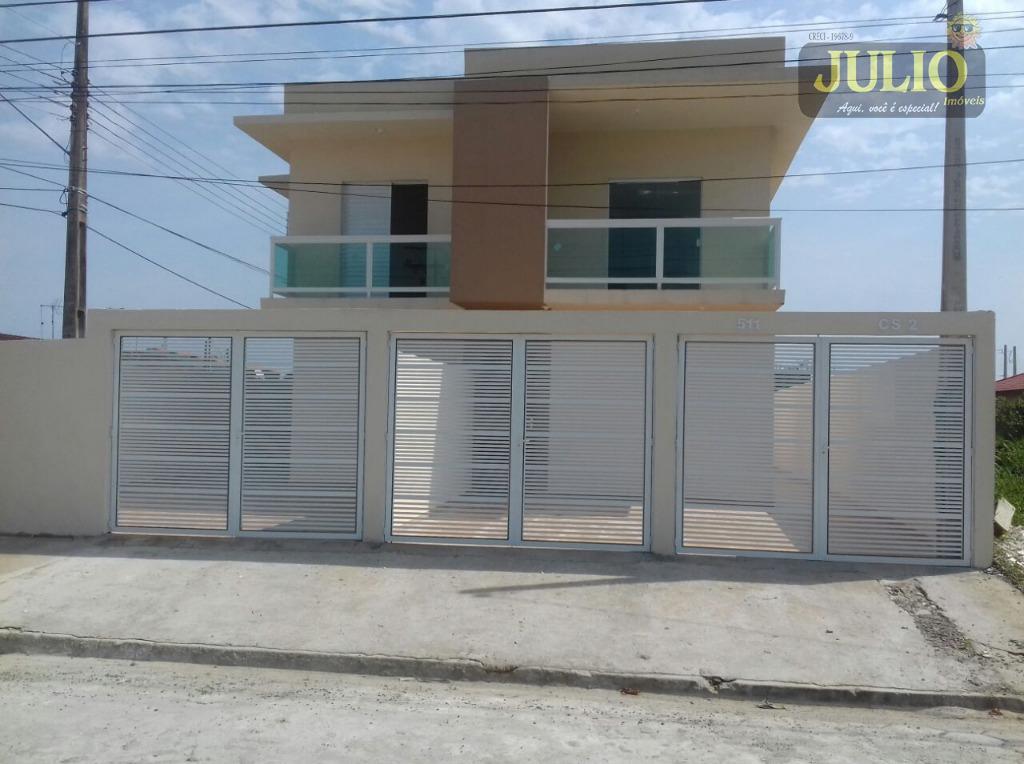 Imóvel: Julio Imóveis - Casa 2 Dorm, Jardim Magalhães