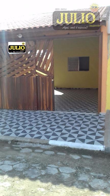 Casa 2 Dorm, Verde Mar, Mongaguá (CA2711)