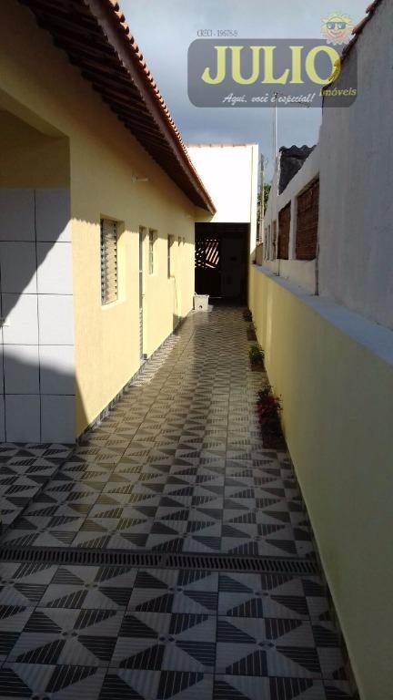 Casa 2 Dorm, Verde Mar, Mongaguá (CA2711) - Foto 2