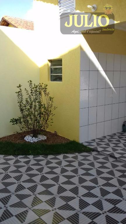 Casa 2 Dorm, Verde Mar, Mongaguá (CA2711) - Foto 3