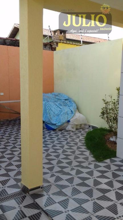Casa 2 Dorm, Verde Mar, Mongaguá (CA2711) - Foto 5