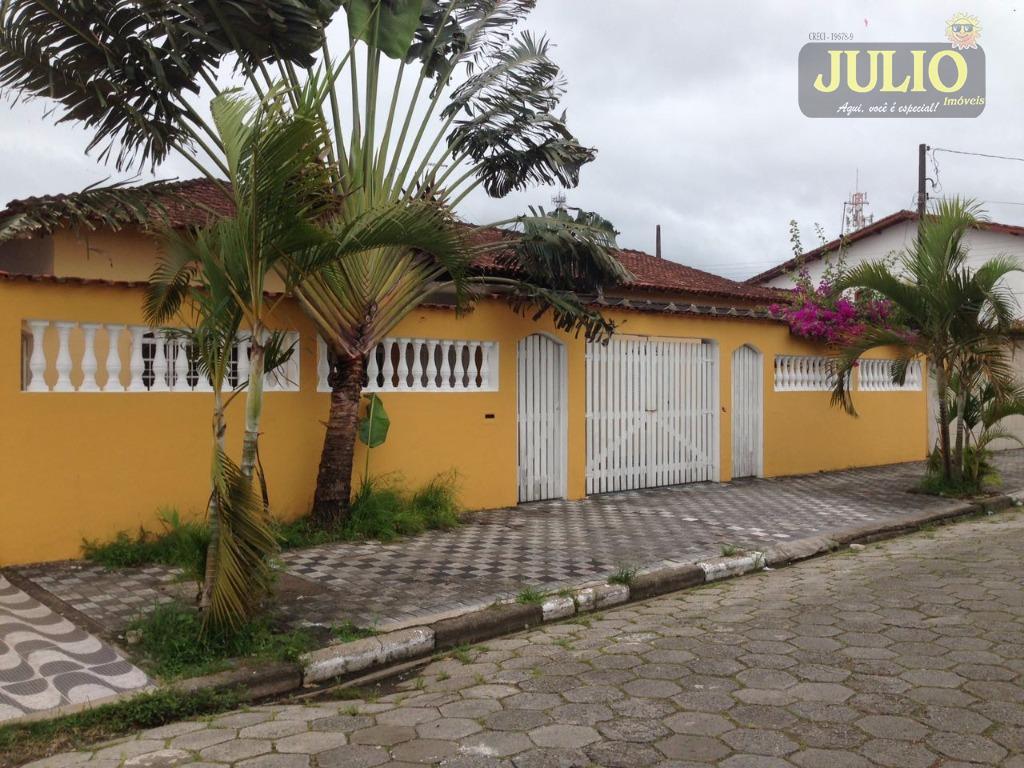 Casa residencial à venda, Balneário Agenor de Campos, Mongaguá.