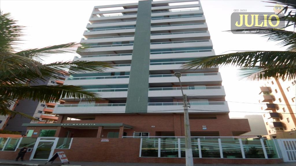 Apartamento Pé na areia à venda, Centro, Mongaguá.