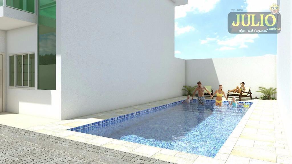Sobrado residencial à venda, Jardim Belas Artes, Itanhaém.