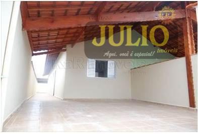Imóvel: Casa 2 Dorm, Jussara, Mongaguá (CA2813)