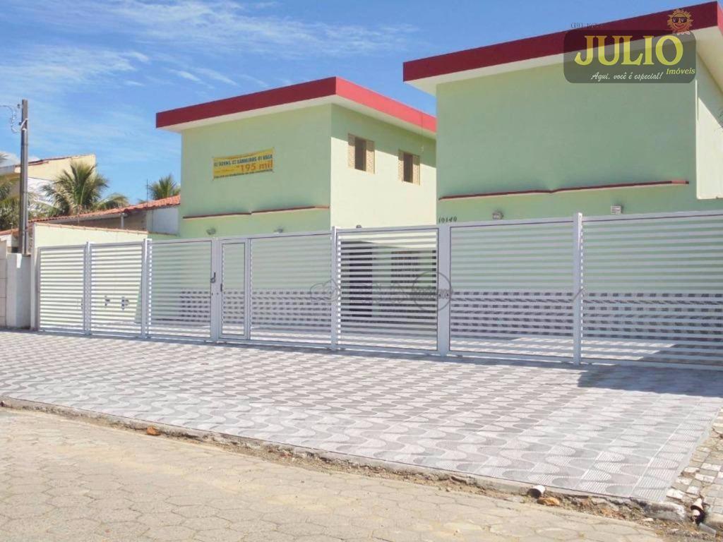 Imóvel: Casa 2 Dorm, Agenor de Campos, Mongaguá (SO0654)