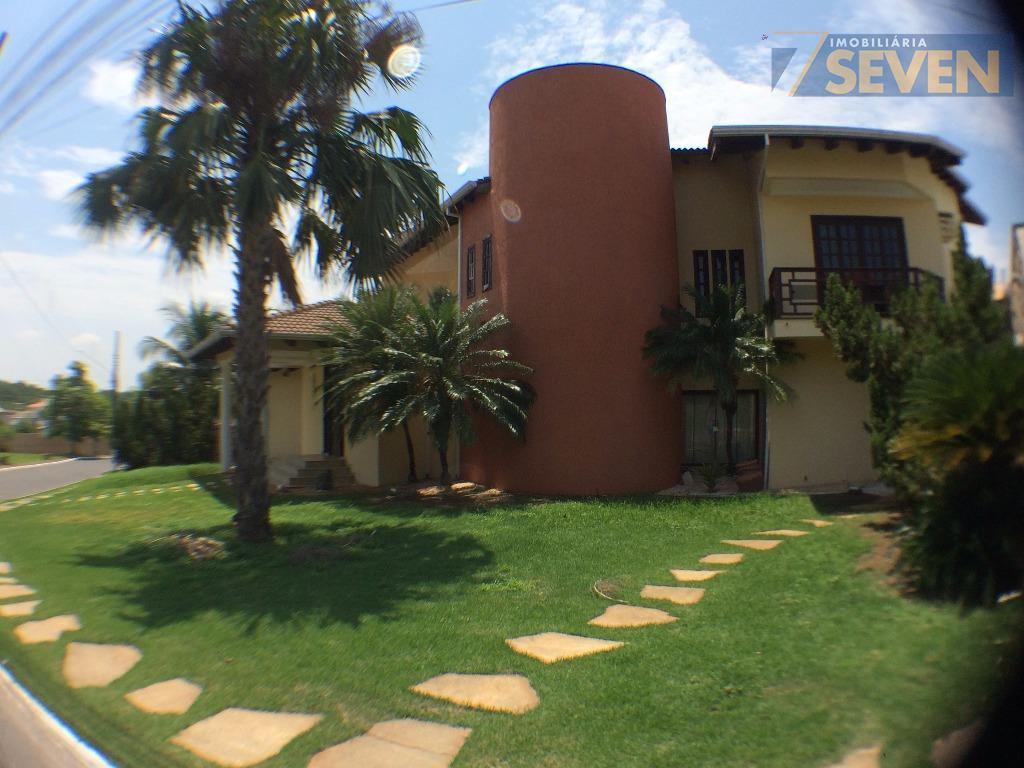 Casa  residencial para venda e locação em condomínio fechado, Jardim Itália, Cuiabá.