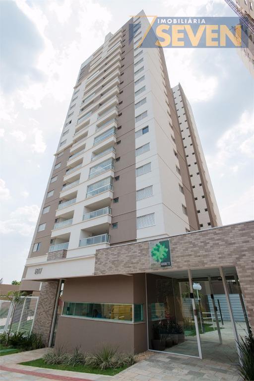 Apartamento residencial à venda, Goiabeiras, Cuiabá.