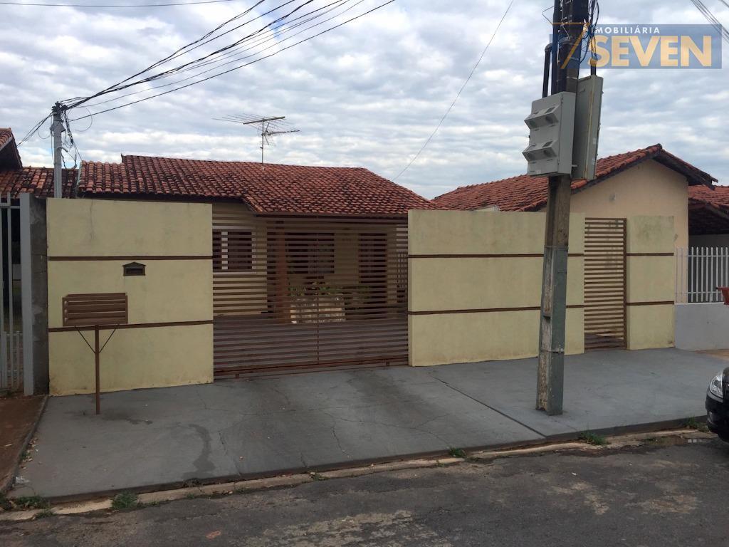 Casa  residencial à venda, Recanto dos Pássaros, Cuiabá.