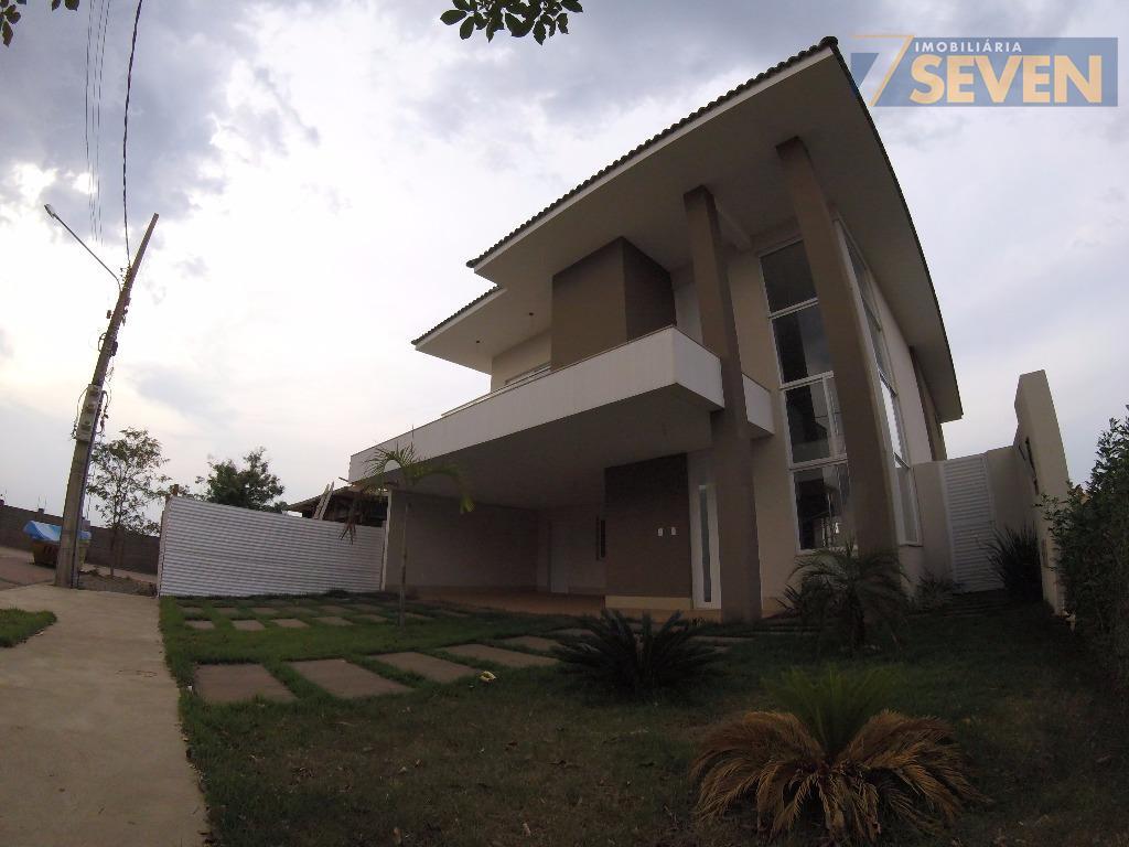 Casa residencial à venda, Condomínio Belvedere, Cuiabá.