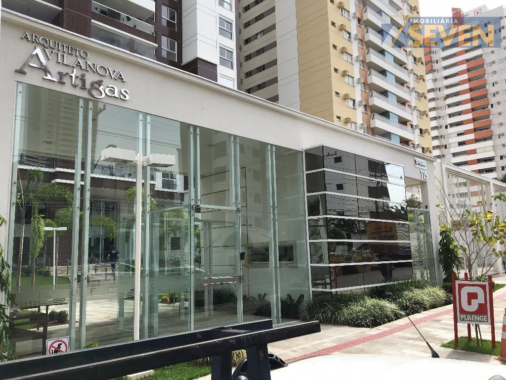 Apartamento residencial à venda, Jardim das Américas, Cuiabá.