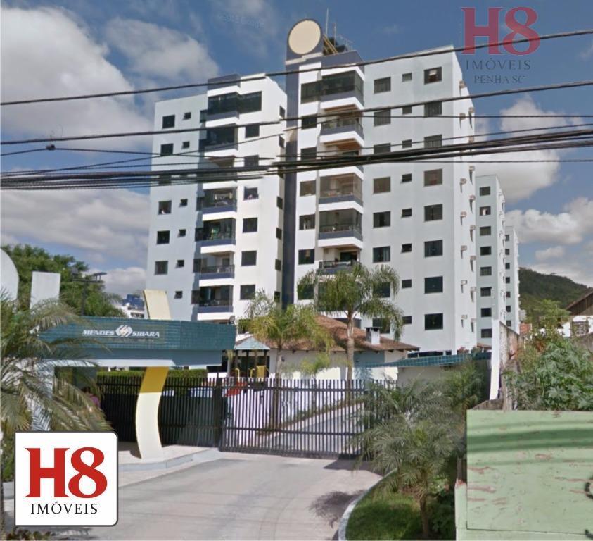 Apartamento residencial à venda, Fazenda, Itajaí - AP0028.