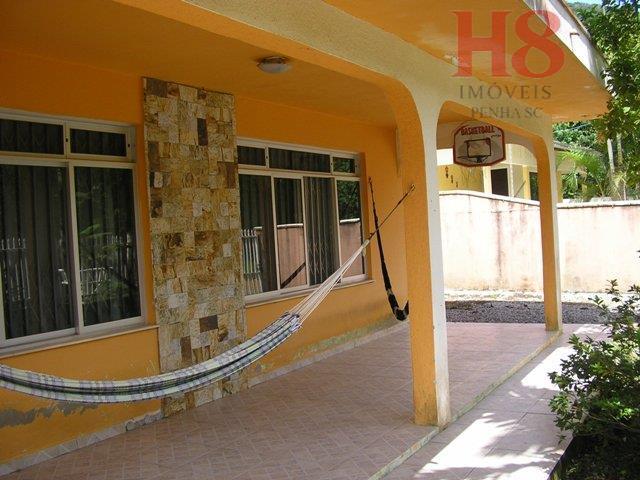Casa residencial à venda, Praia de Armação, Penha - CA0087.