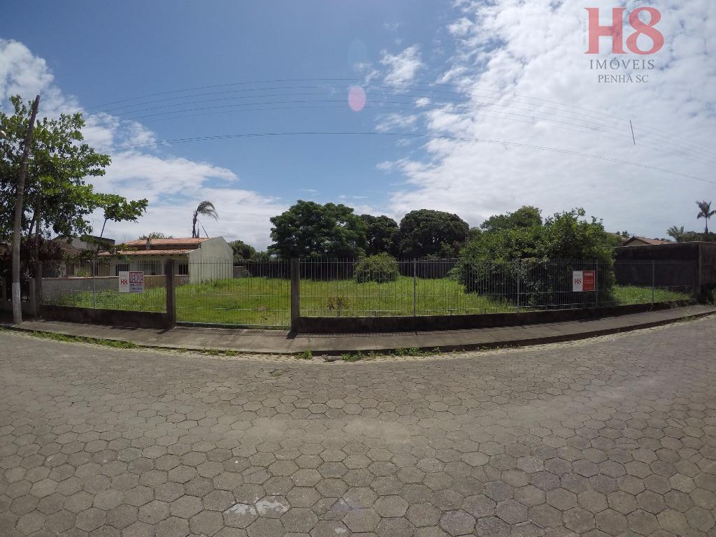 Terreno residencial à venda, Armação, Penha.