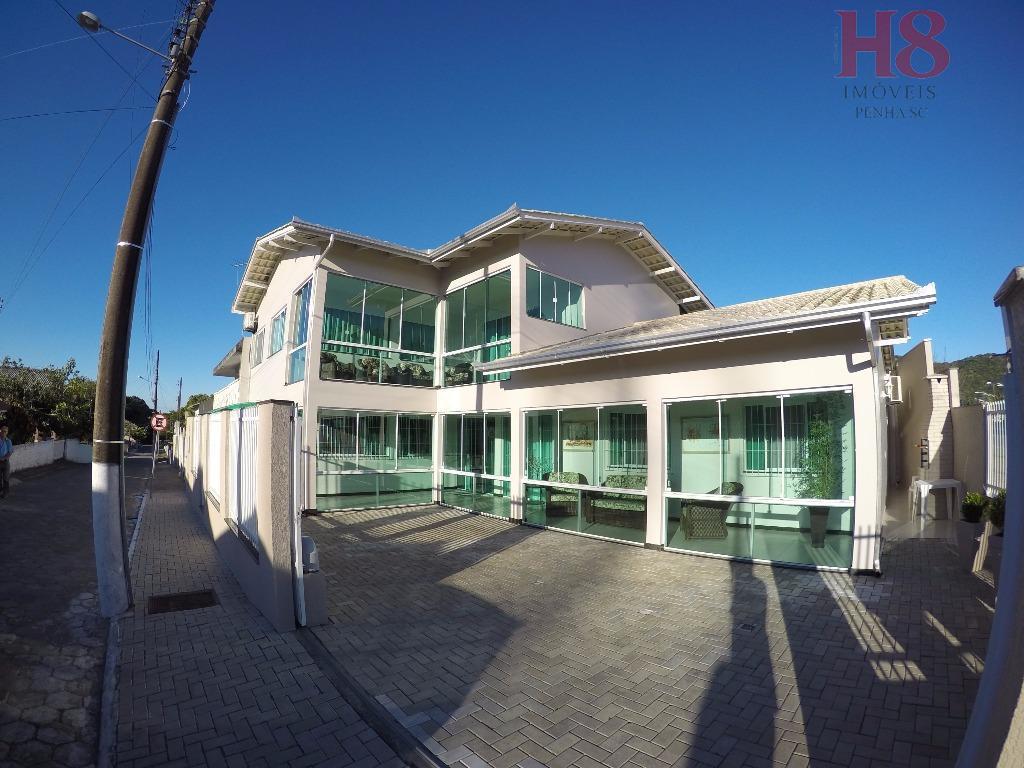Casa residencial à venda, Armação, Penha - CA0046.