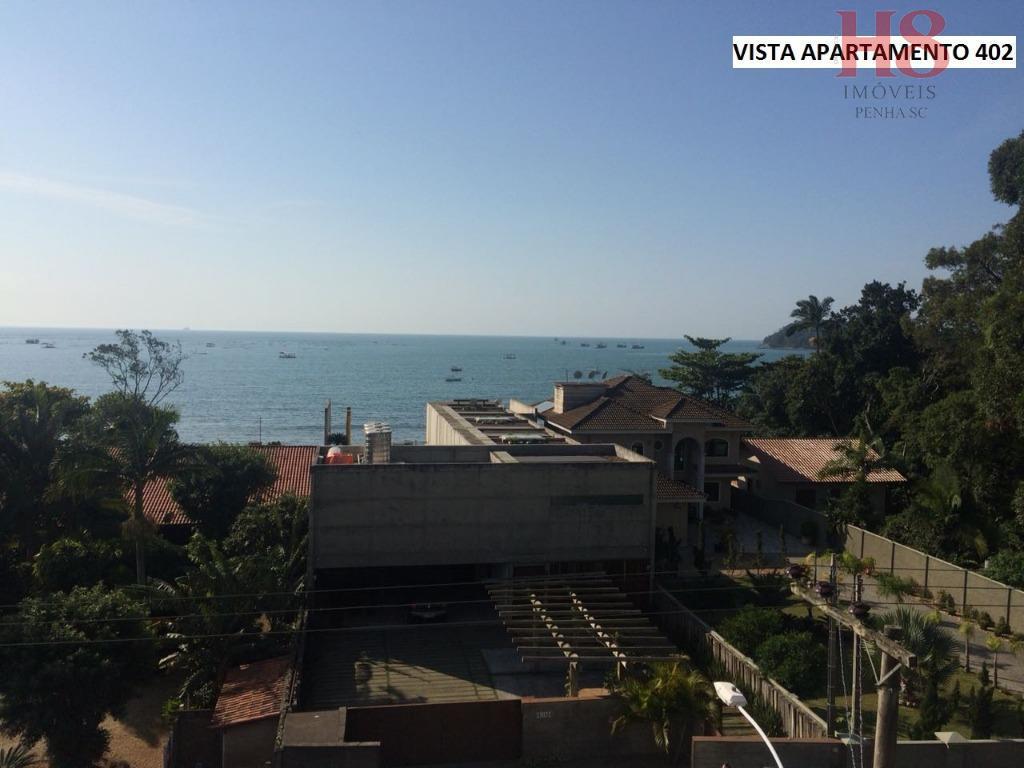 almirante home beach - viva o mar a bordo da tranquilidade!!!localizado na avenida itapocoroy esquina com...