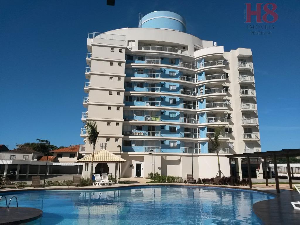 Apartamento residencial à venda, Centro, Penha.