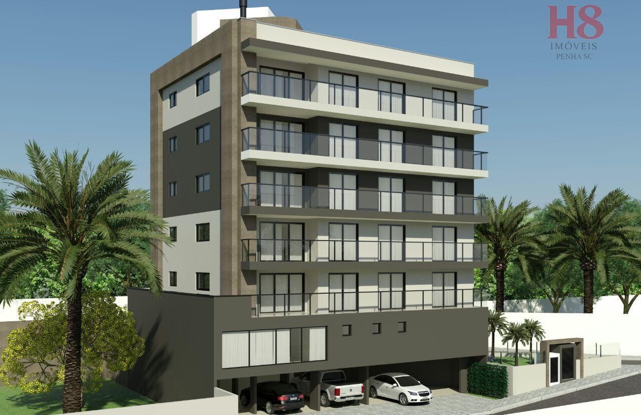 Apartamento com 3 dormitórios à venda, 145 m² por R$ 600 - Centro - Penha/SC