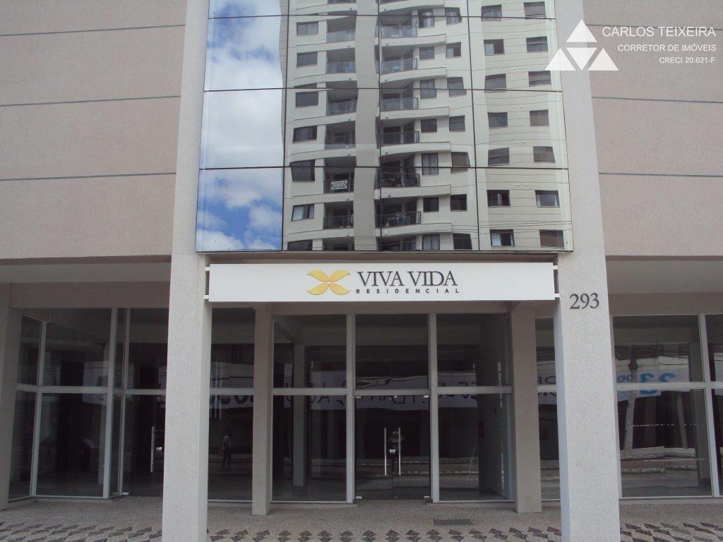 Apartamento  3 quartos (1 suíte),Viva Vida, Capão Raso, Curitiba.