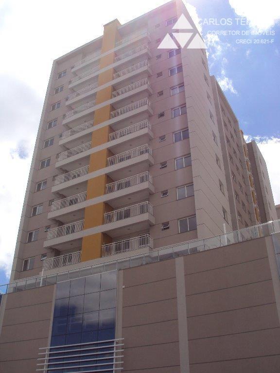 Apartamento 3 quartos (1 suíte), Capão Raso, Curitiba.
