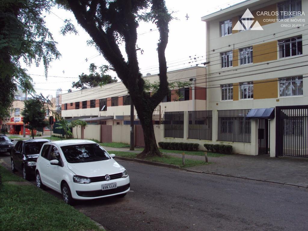 Apartamento 3 quartos (1 suíte), Água Verde, próximo da Arena do Atlético, em Curitiba.