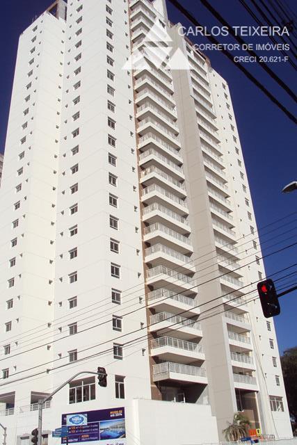 Apartamento 4 quartos (2 suítes), The Square, Portão, Curitiba.