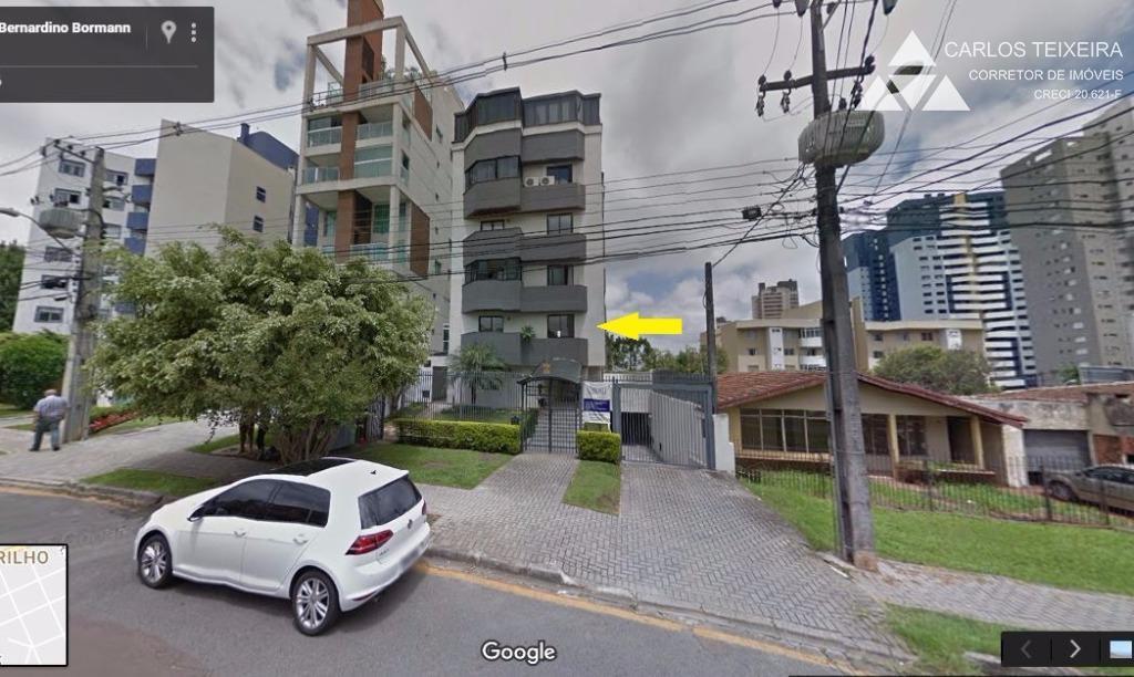 Apartamento à venda, 3 quartos (1 suíte), Bigorrilho, em frente ao Correio, Curitiba.