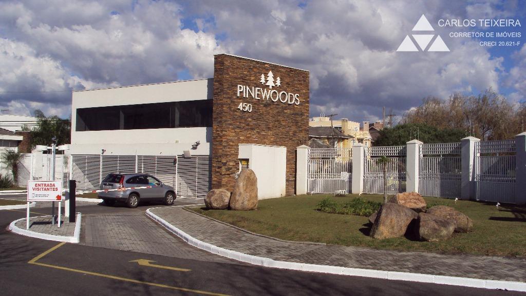Casa residencial à venda, 5 quartos (5 suítes), Condomínio Pinewoods, Pineville, Pinhais.