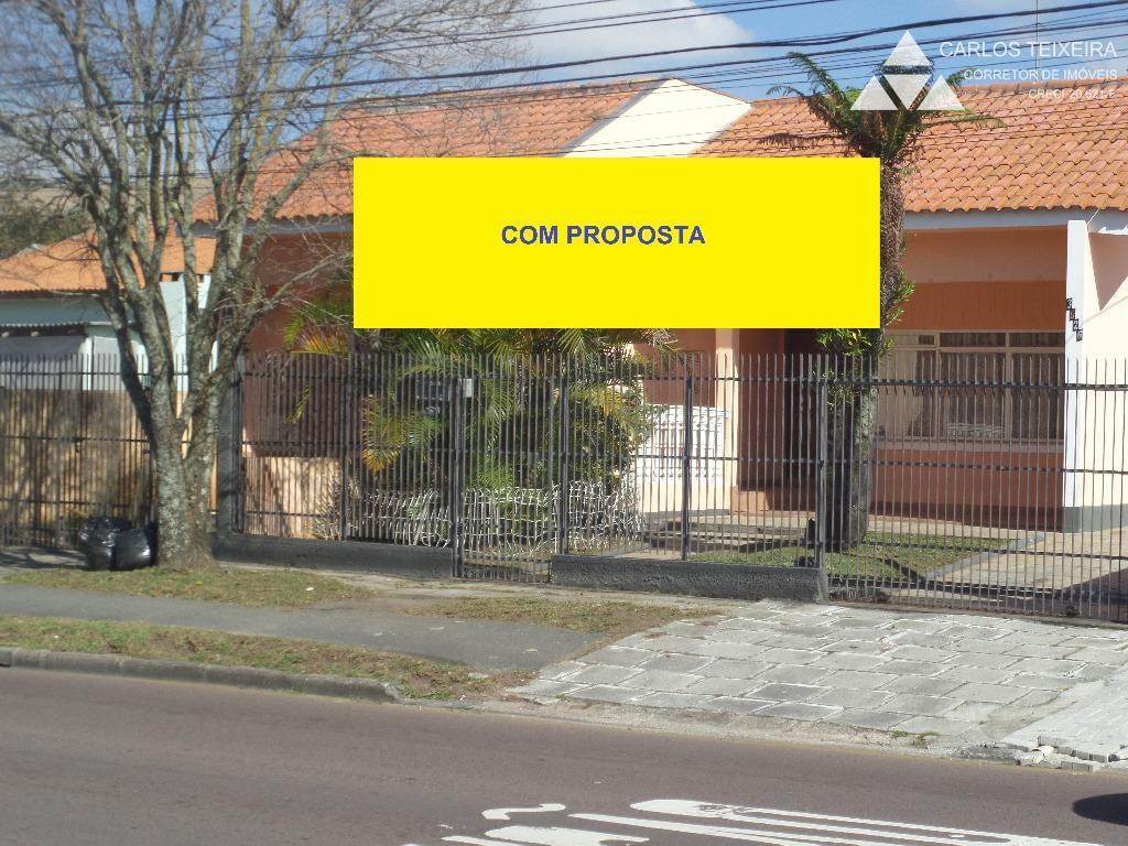 Casa comercial à venda, Boqueirão, em frente a Rudegon, Curitiba - CA0009.