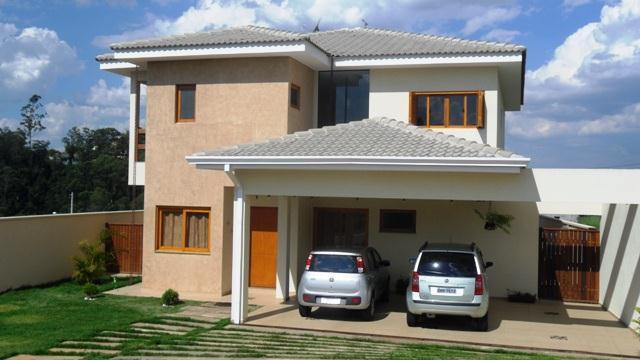 Casa de 4 dormitórios em Reserva Santa Maria, Jandira - SP