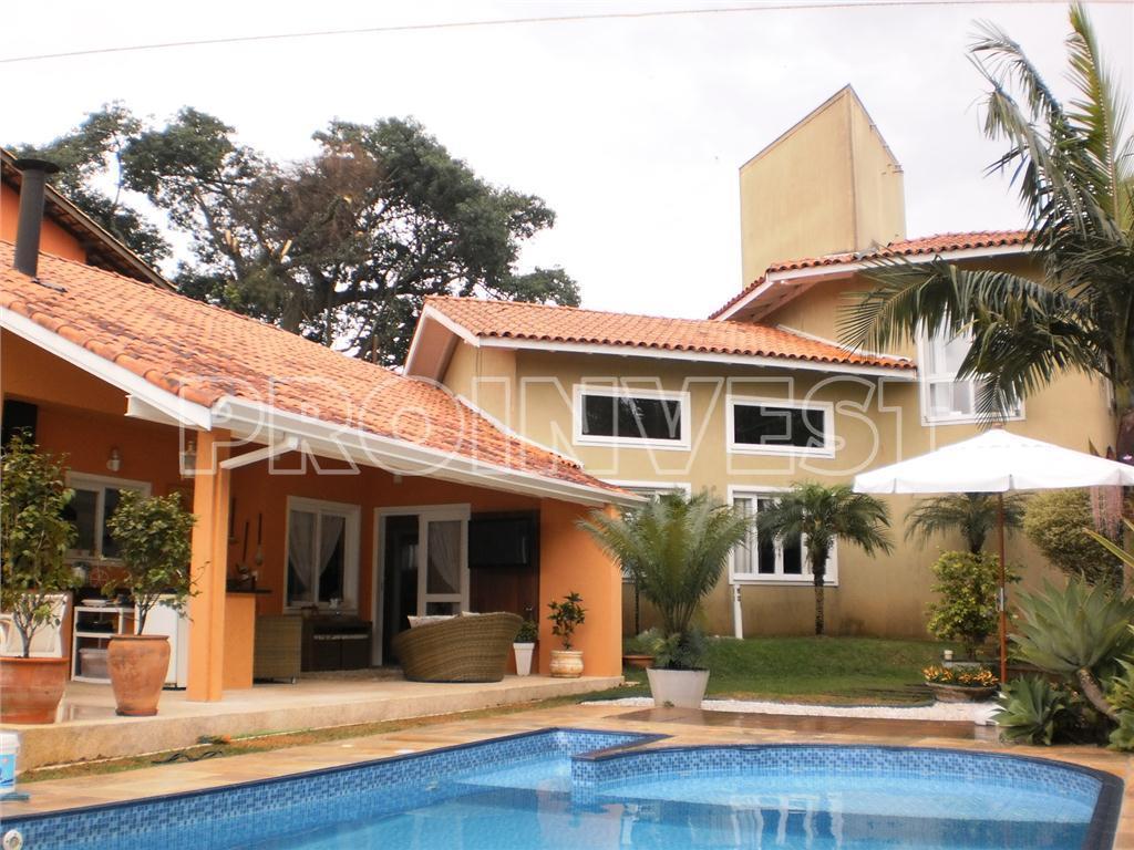 Casa residencial à venda, Granja Viana, Aldeia da Fazendinha, Carapicuíba - CA4755.