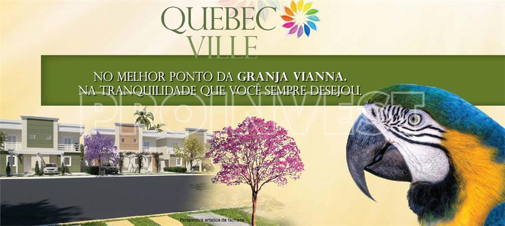 Casa de 3 dormitórios em Quebec Ville, Cotia - SP