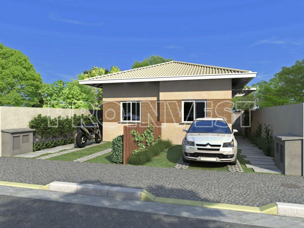Casa de 2 dormitórios em Flores Do Aguassaí, Cotia - SP