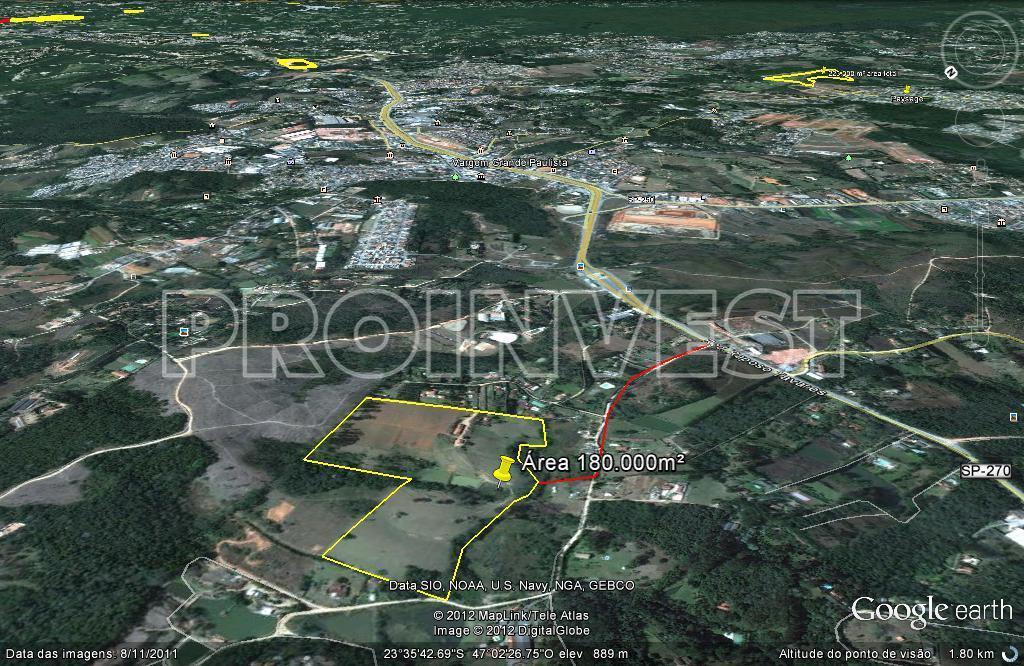 Área à venda em Caetê, São Roque - SP