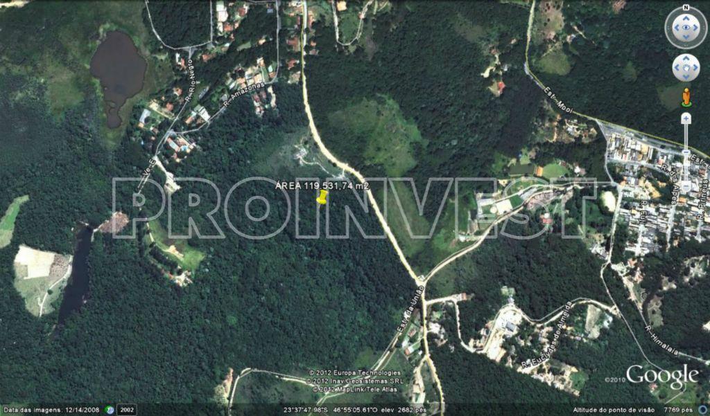 Área em Jardim Sampaio, Cotia - SP