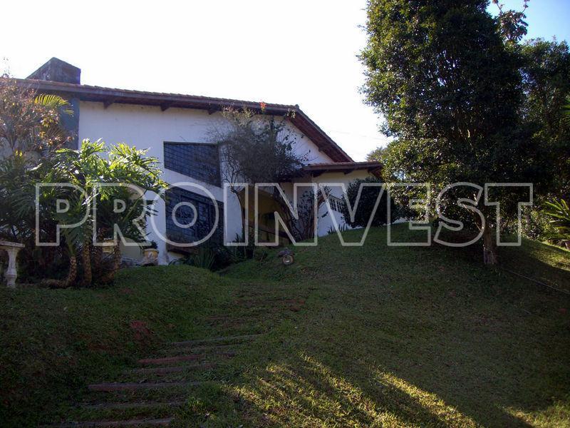 Casa de 4 dormitórios à venda em Chácara Represinha, Cotia - SP