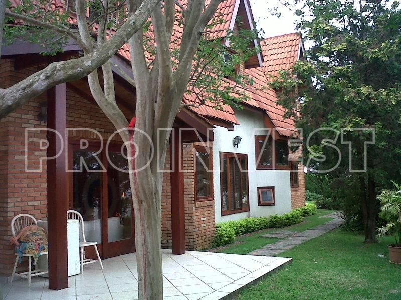 Casa de 4 dormitórios à venda em Alphaville, Santana De Parnaíba - SP