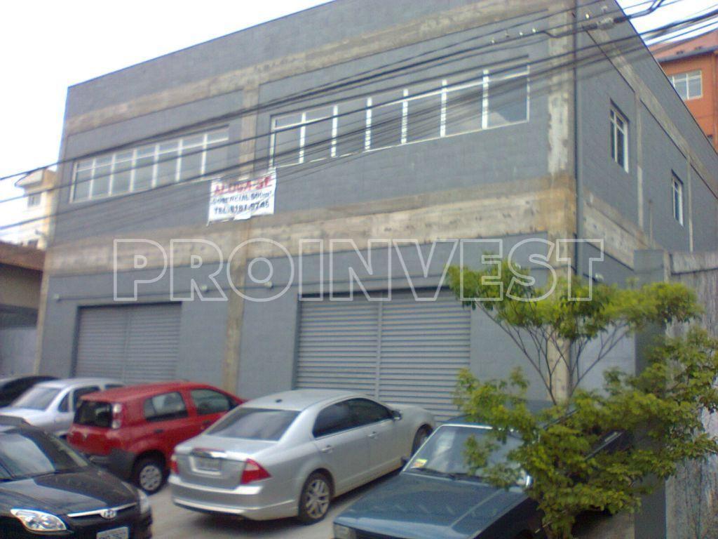 Galpão à venda em Parque São George, Cotia - SP