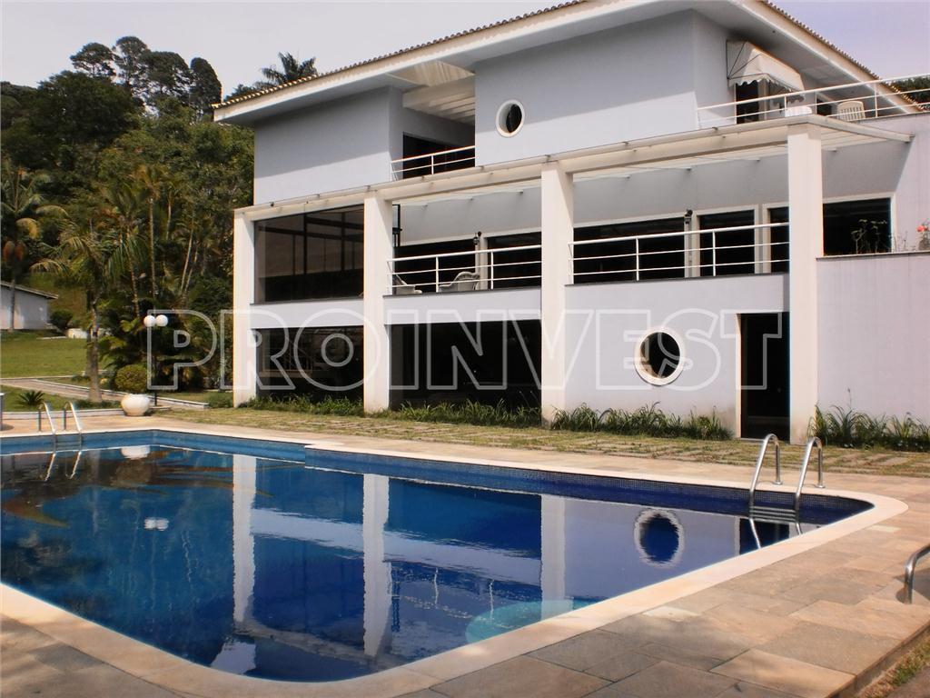 Casa de 4 dormitórios à venda em Chácara Santo Antonio, Carapicuíba - SP
