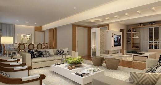 Apartamento de 4 dormitórios à venda em Vila De São Francisco, Osasco - SP