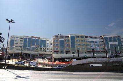 Sala  comercial para locação, The Square, Cotia.