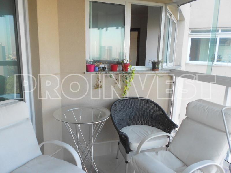 Apartamento de 4 dormitórios à venda em Vila São Francisco, Osasco - SP