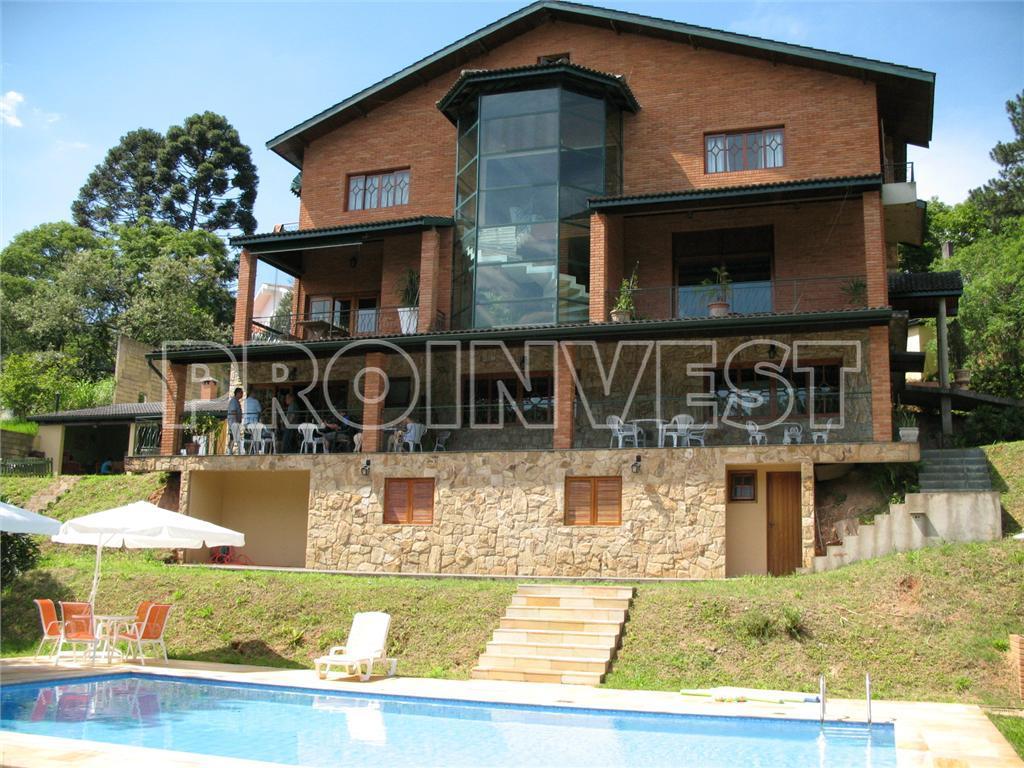 Casa de 4 dormitórios em Chácaras Do Peroba, Jandira - SP