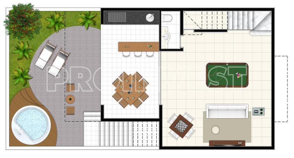 Casa de 3 dormitórios em Dom Duarte, Cotia - SP