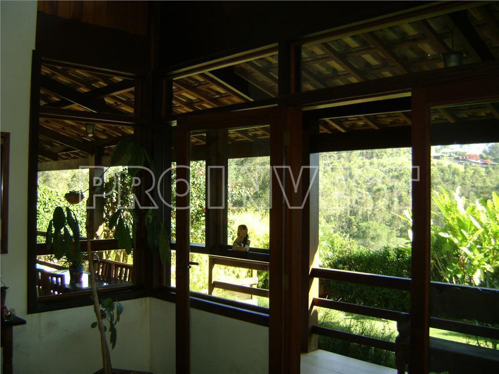 Casa de 4 dormitórios em Granja Viana, Embu Das Artes - SP
